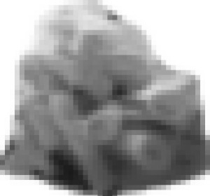 アトピーのスキンケア用品使用済み容器の残骸の写真
