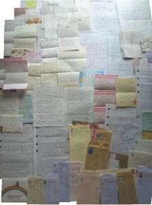 カウンセリング・テキストへの感想のお手紙